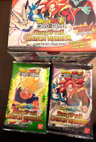 Rise of the Unison Warrior Booster Packs -- Lot of 17 -- New/Untampered With