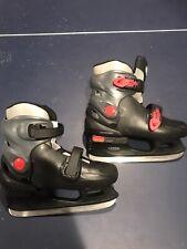 Dbx Adjustable Ice Skates Size 12J – 2