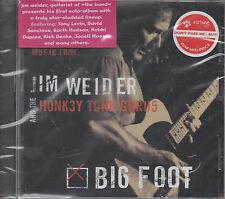 Jim Weider and the Honky Tonk Guru 5 BIG FOOT cdneu Little Miss Lover Deepest Cut