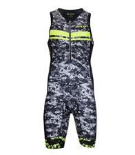 Zoot - Men's Ltd Tri Racesuit - High Viz Yellow - Medium