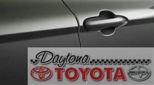OEM TOYOTA 2018 CAMRY COLORED DOOR EDGE GUARDS PT936-03180-11 SILVER