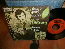 "david mc williams""days of pearly spencer""single7""or.fr.maxi17003de 1968languette"