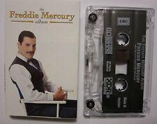 FREDDIE MERCURY THE FREDDIE MERCURY ALBUM AUSTRALIAN RELEASE CASSETTE TAPE