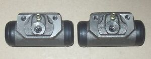 DODGE PLYMOUTH CHRYSLER  REAR WHEEL CYLINDERS PAIR L+R