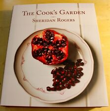 The Cook's Garden by Sheridan Rogers (Hardback, 2011) large format