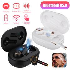 Bluetooth 5.0 Headset Tws Wireless Earphones Mini Stereo Headphones Earbuds Us
