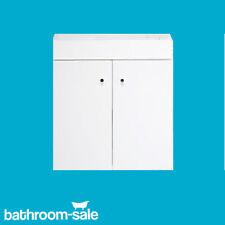 Alpine 495 Wall Hung Bathroom Vanity Unit & Basin Complete - Genuine | RRP: £209