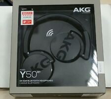 AKG Y50BT BLUETOOTH  & WIRED HEADPHONES new