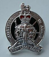 British Army, Army Legal Corps Cap Badge.