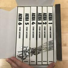 Technicolor All 6 volumes complete set Akira Full color ver First edition