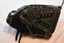 Franklin Sports Softball Glove Fastpitch Pro Green 11 inch Right hand Thrower