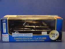 Classic Metal Works 1949 Mercury Club Coupe Black 1:24 Scale Diecast Car In Case