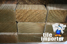 Pack Lot - 90 x 45 x 5.4m Merchant Grade Treated Pine - 56pcs $2.20 PLM