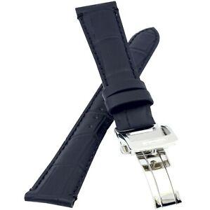 ORIGINAL STRAP SEIKO Presage 4R35-01B0 SRP861J1 L0FS011J0  Black Leather 17MM