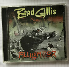 Brad Gillis-Alligator Japon CD PCCY - 01448 RAR! Night Ranger