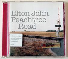 ELTON JOHN / PEACHTREE ROAD / SPECIAL EDITION / WITH 2 VIDEOS / MERCURY ORIGINAL