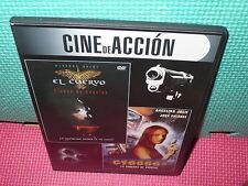 EL CUERVO CIUDAD DE ANGELES - CYBORG 2 - JOLIE  -  SLIM -