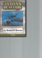 DVD AVIONS DE GUERRE HS - LES BRISEURS DE BARRAGES