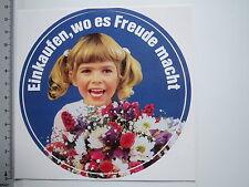 Aufkleber Sticker Karstadt 90er Jahre (M1972)