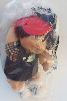 "Cabbage Patch Kids Preemie 14"" Doll Stuart Steve Born Nov 1st NIB 1983"