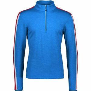 CMP Sweatpullover Sweater One Sweat Blau Breathable Elastic