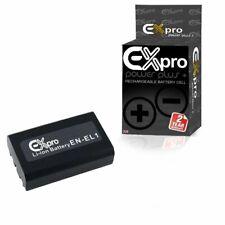 Ex-Pro Digital Camera Battery EN-EL1 ENEL1 for Nikon Coolpix 4800 5400 8700