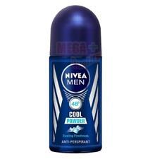 Nivea For Men Roll-on COOL POWDER Cooling Deodorant 48h Anti-Perspirant 50ml