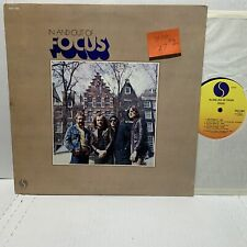 In And Out Of Focus Sire SAS 7404 VG+/VG+ Prog Rock LP 1973 Press