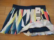 NWT Women's Adidas Pro Tennis Running Skirt/Skort w/shorts retail $50