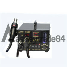 NEW AOYUE Int968A+ Hot Air Soldering Station 110V