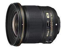 Nikon NIKKOR 20mm f/1.8 SWM AS RF N ED Lens