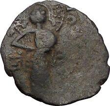 1146Ad Arab Byzantine Zangid Atabegs Jesus Christ Ancient Islamic Coin i56530