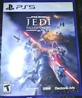 Star Wars Jedi Fallen Order PS5 Brand New! Factory Sealed! Playstation 5 Game