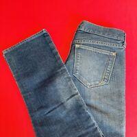 OLD  NAVY ... The  Flirt ... Bootcut  Denim  Blue  Jeans ... Size  1 ... NEW
