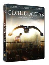 Cloud Atlas (2012) - Limited Edition Steelbook Tom Hanks Blu-ray NEU OVP