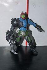"Masters of The Universe He-Man MOTU 200X TRAPJAW Action Figure 6"" 2002 Mattel"