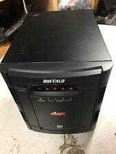 Buffalo DriveStation Quad HD-QS4.0tsu2r5 4 RAID Unit HDD Hard Drive Array (NO HD