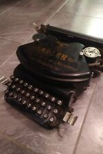 Vintage typewriter Adler No. 7, working nice ! Rare type