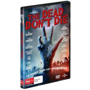 BRAND NEW The Dead Don't Die (DVD, 2020) R4 Movie Bill Murray