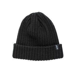 ALPINESTARS Receiving Beanie Black One Size Fits Most AS378150401000