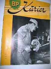 Altes Buch/ Heft / Prospekt / Zeitschrift Beschreibung BP Kurier Nr.3 März 1955