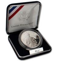 2004 Thomas Edison Commemorative Silver Dollar Proof US Coin - (OGP)