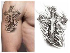Einmal-Tattoo Temporary Tattoo  wasserdicht 104*150mm  Neu