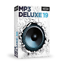 Magix MP3 Deluxe 19 - 🔑 PC Genuine Lifetime CD-KEY 🔑