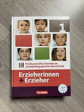 Erzieherinnen + Erzieher 01 Fachbuch von Brit Albrecht 1. Auflage 3. Druck 2015