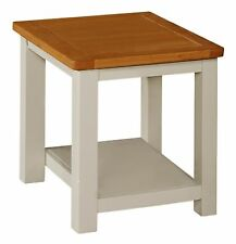 Solid Wood Square Coffee Tables with Shelves
