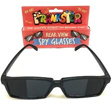 Kids Adults Spy Glasses Rear view Side Mirror See Who's Behind Surveillance Toy