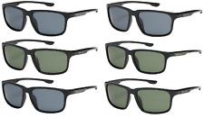 6 Pack Wholesale Men's POLARIZED Retro Sport Sunglasses 2556