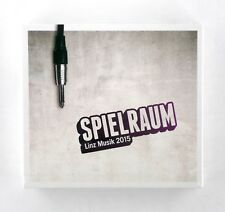 Spielraum - Linz Musik 2015 - 2xCD + DVD
