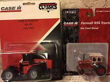 Case IH 425 Hp Collector -  Farmall 856 Tractor 1/64 NIB